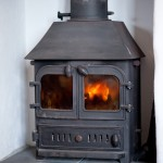 Manor woodburner