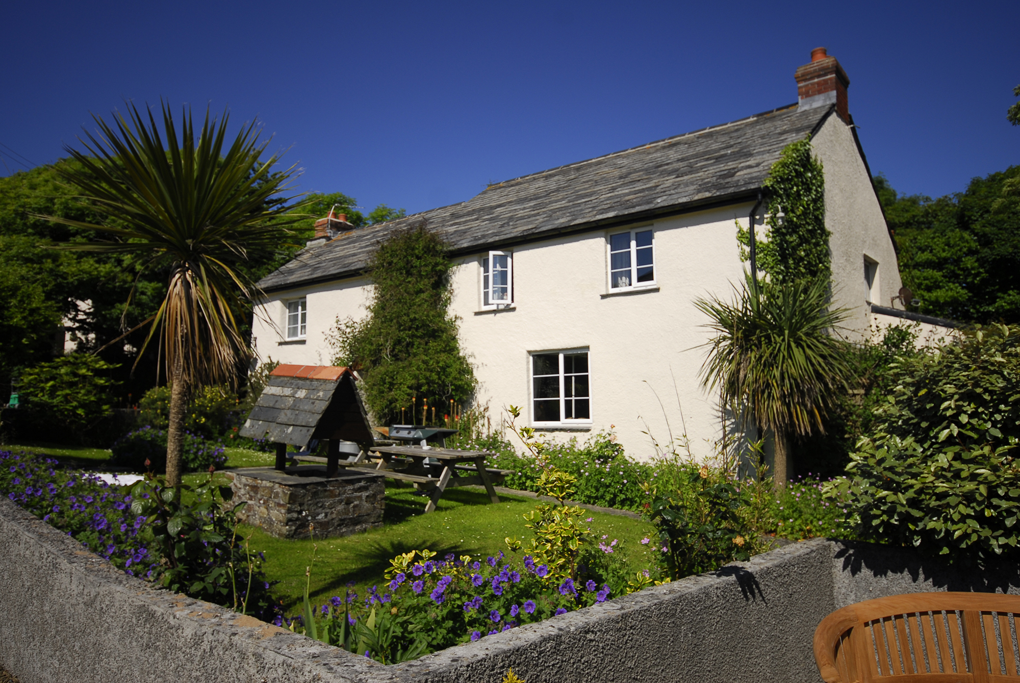 Our largest self catering cottage, the Farmhouse